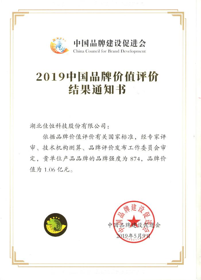 雷竞技app最新版股份中国品牌价值2019