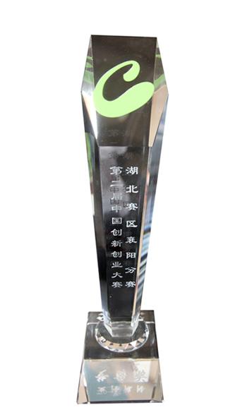 创新创业湖北襄阳赛区一等奖